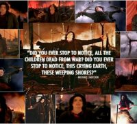 EARTH SONG: What about us?